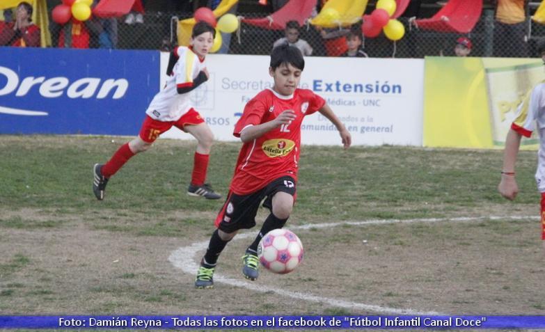 futbol infantil 18 agosto