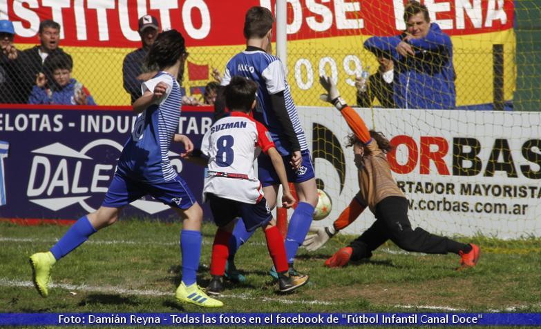 Arroyito - Pena - Futbol Infantil