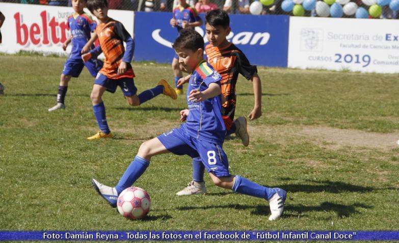 futbol infantil el doce