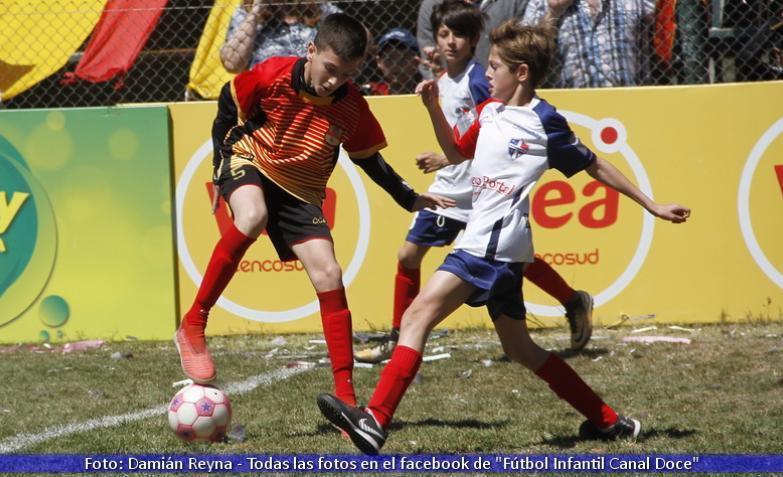 Futbol infantil eldoce