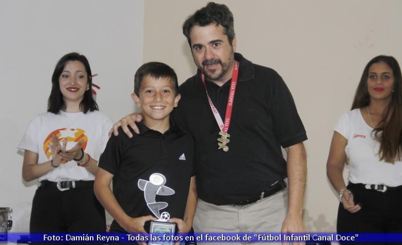 gala futbol infantil