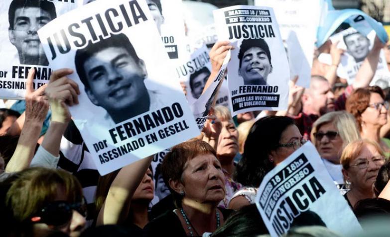 Fernando-Báez-Sosa-Marcha-Congreso-de-la-Nación