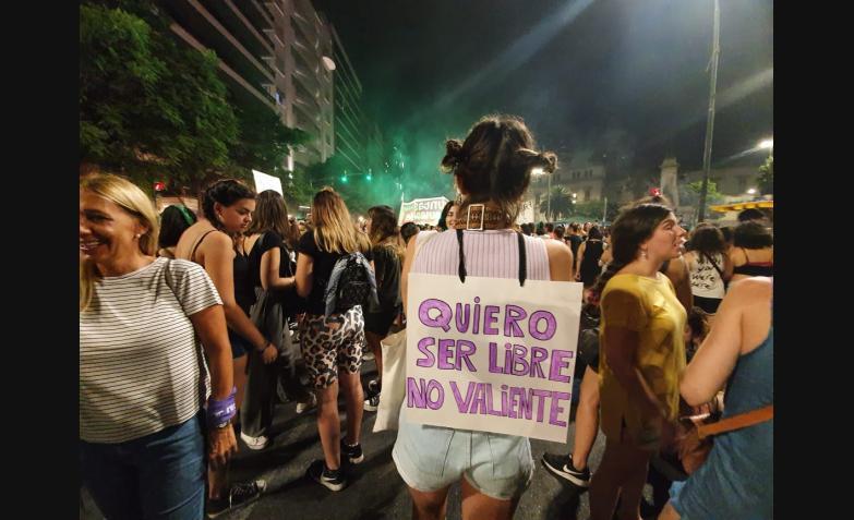 Paro Internacional Mujeres Marcha Córdoba