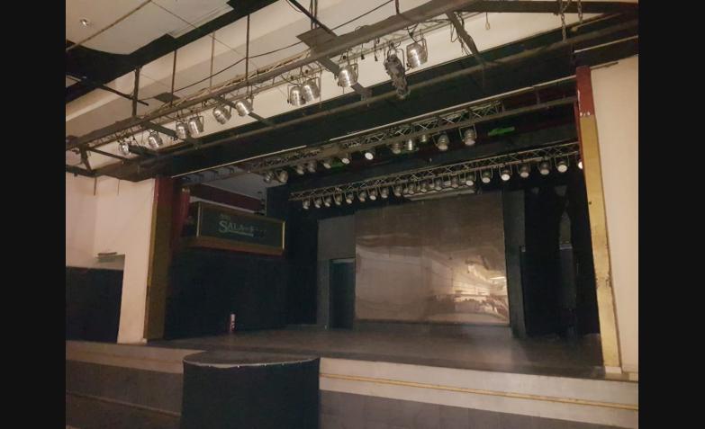 escenario sala del rey