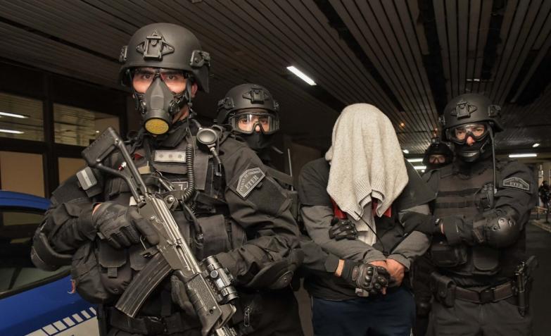 detención crimen loriana