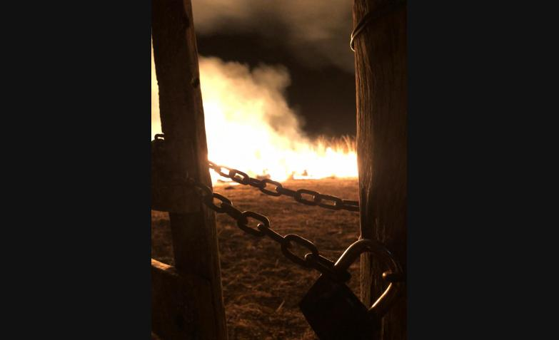 incendio fuego cordoba bomberos copina sierras