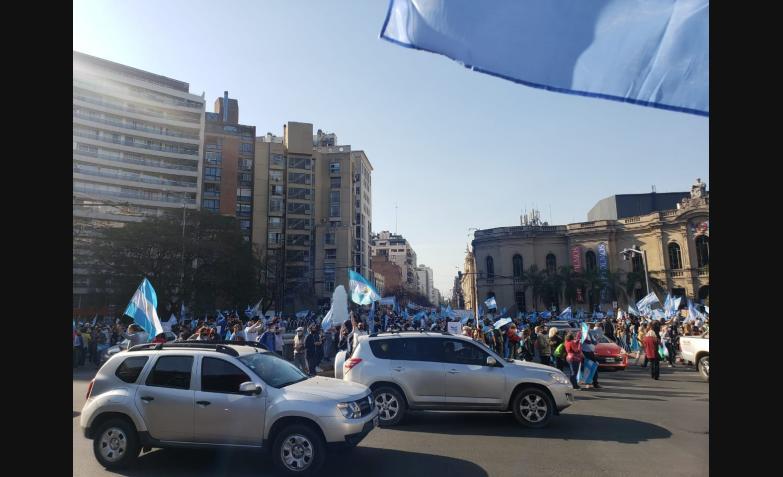 17 a banderazo nacional marcha cordoba