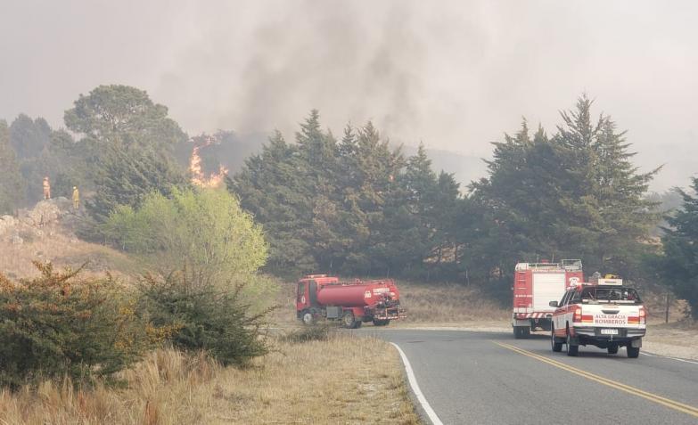 incendio observatorio cordoba sierras