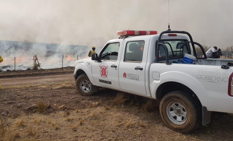 bomberos san clemente incendios cordoba
