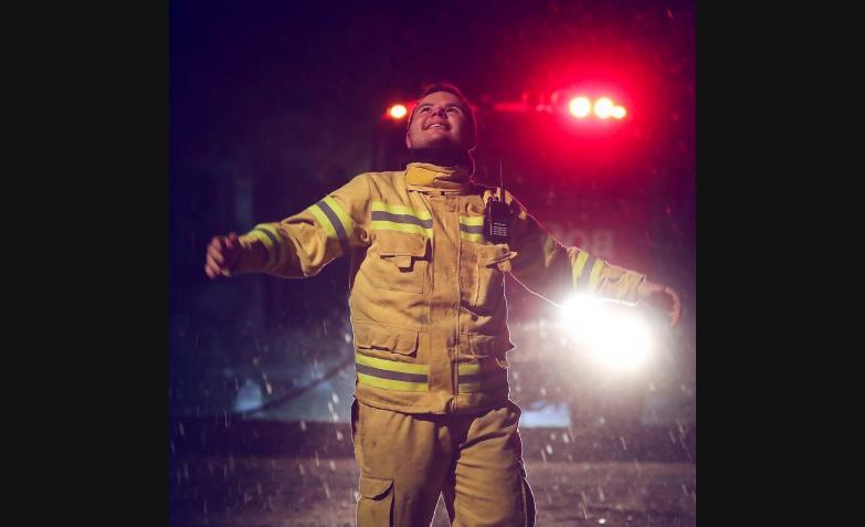 bomberos lluvia cordoba incendios sierras