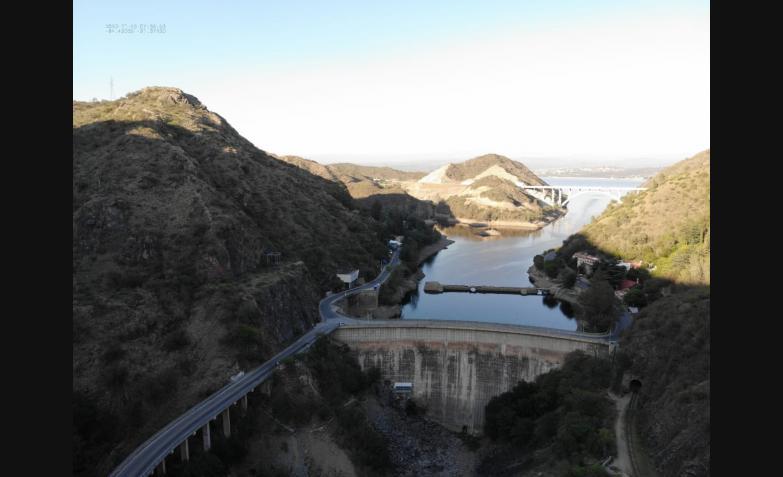 lago san roque agua crisis cordoba carlos paz