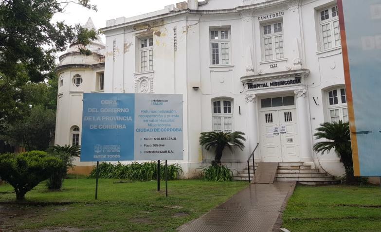 derrumbe hospital misericordia