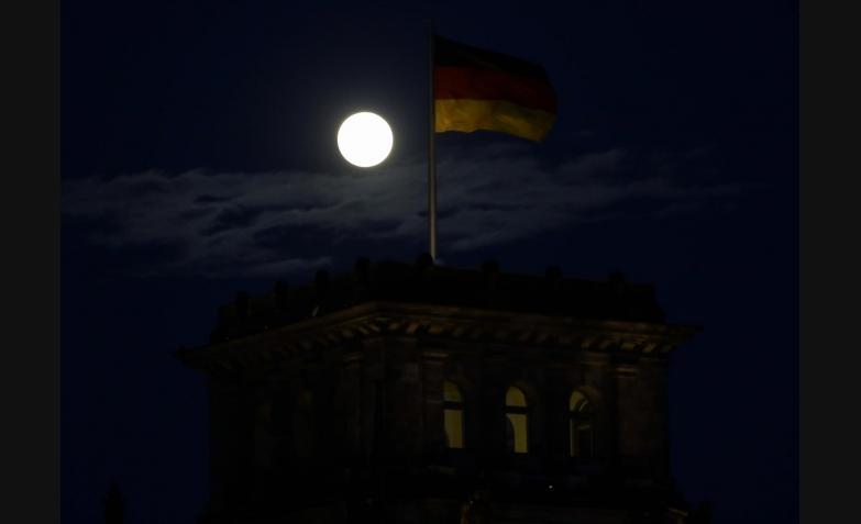 Superluna-Alemania