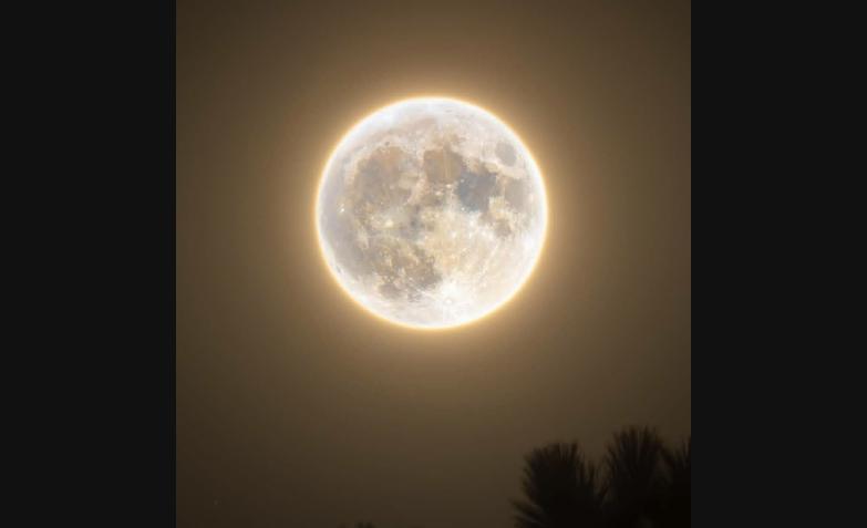 superluna luna llena