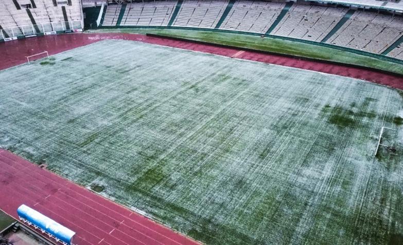 estadio kempes nevado