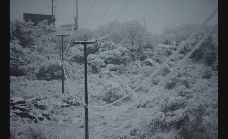nieve cordoba historica nevada 2021