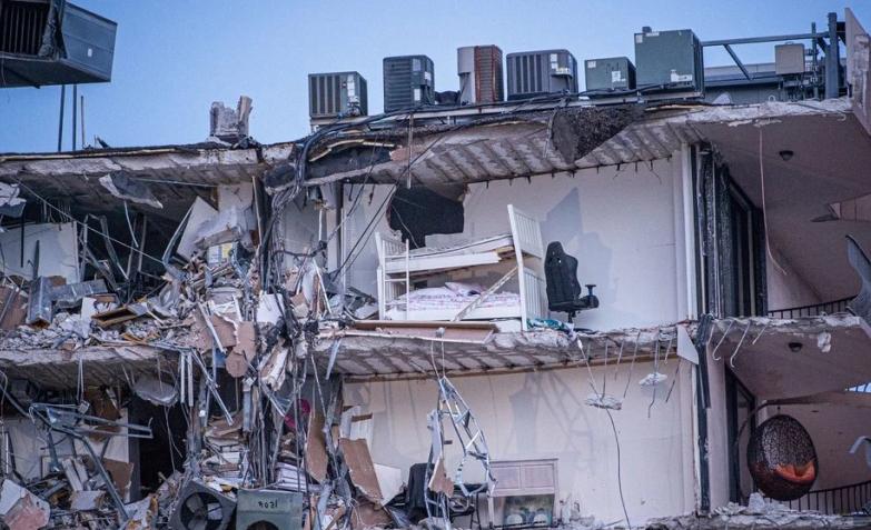 derrumbe tragedia miami edificio