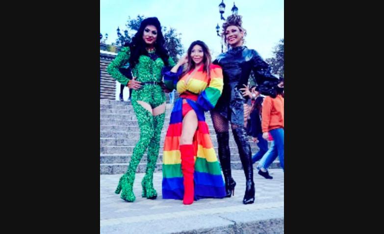 la gata noelia comunidad gay