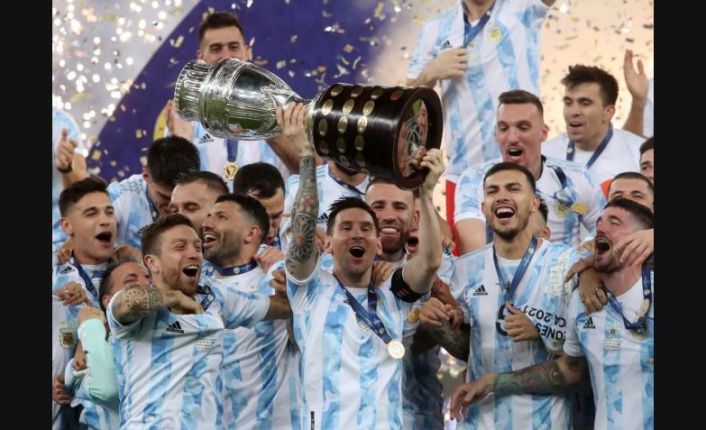 argentina campeon copa america
