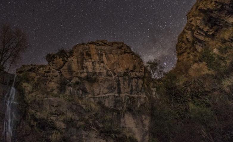 astrofotografía altas cumbres