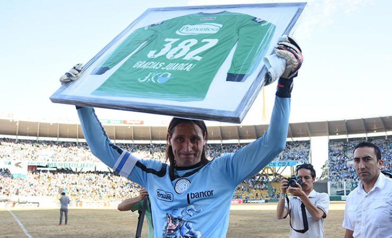 Belgrano despidió a Olave pero no pudo con Central - ElDoce.tv
