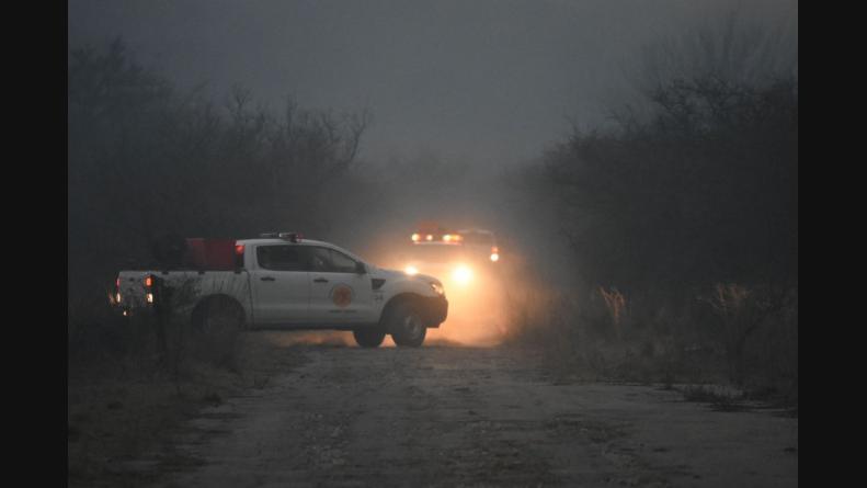 incendio-sierras-de-cordoba-cerro-mogote-la-calera-malagueño-bomberos-fuego-llamas-alerta-extrema-riesgo-aviones-hidrantes