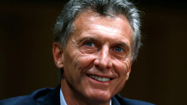 Mauricio Macri| 'Hoy el mundo reconoce que estamos haciendo las cosas bien'