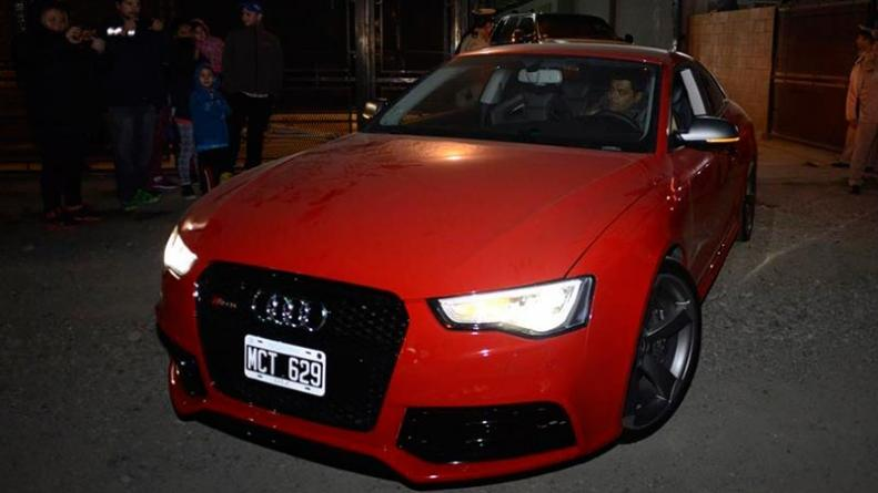 Audi Martin Baez