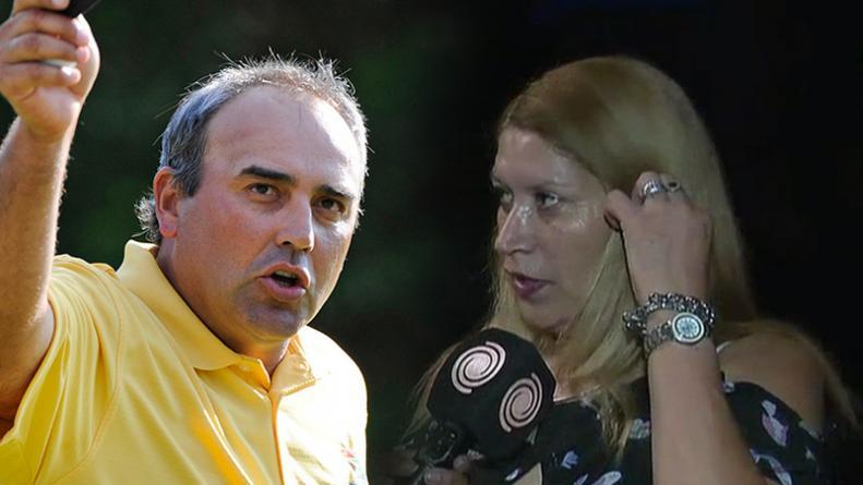 Armas, golpes y alcohol: la ex esposa también denunció a Cabrera - ElDoce.tv