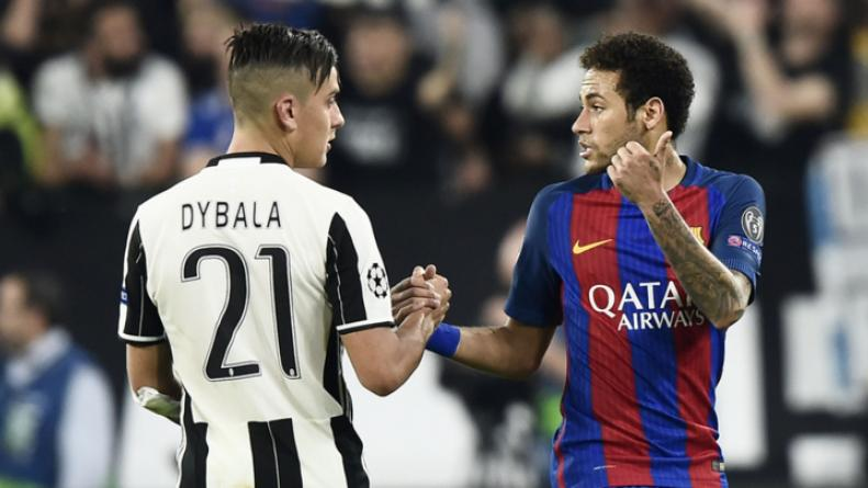 Resultado de imagen para dybala neymar