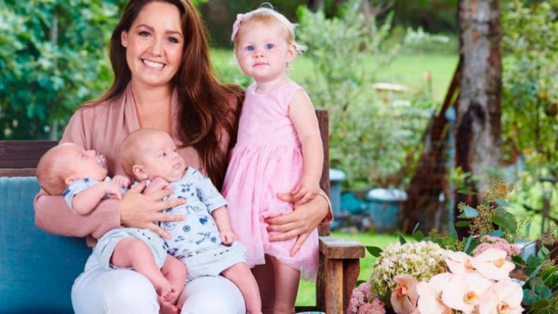 ccc2ca6e9 Una mamá mostró las cicatrices de su panza tras dar a luz - ElDoce.tv