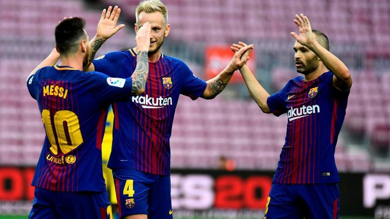 a656acc829e01 Messi brilló con el Barcelona pero no lo vio nadie - ElDoce.tv