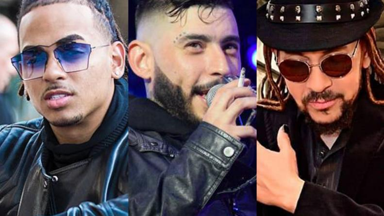 Ulises-Bueno-Toño-Rosario-Ozuna-dale-vieja-cuarteto-remix-video-Redes-Sociales-canción