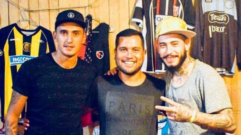 Matias Suárez, Diego Gatica, Ulises Bueno