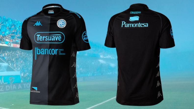 La nueva camiseta alternativa de Belgrano - ElDoce.tv 21ce3a03c8d86