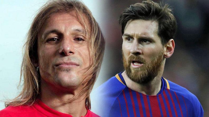 Caniggia generó polémica al hablar de Messi y el primo de Leo lo cruzó -  ElDoce.tv