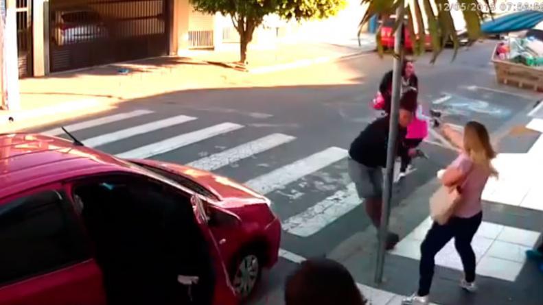 De las armas a la urna| Sao Paulo eligió diputada a la policía que mató a un ladrón en la calle