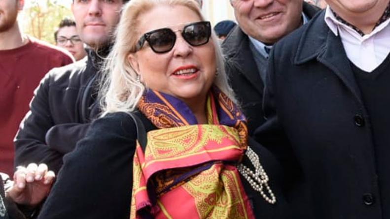 Carrió dijo que Epuyen traía cocaína desde Bolivia y ahora quieren que lo declare en la Justicia