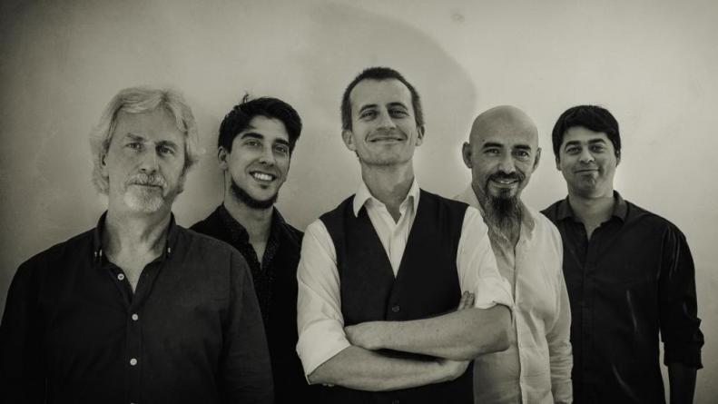 Damian Torres Quinteto. Damián Torres Quinteto es uno de los destacados de  la semana. cba8dcb18cb