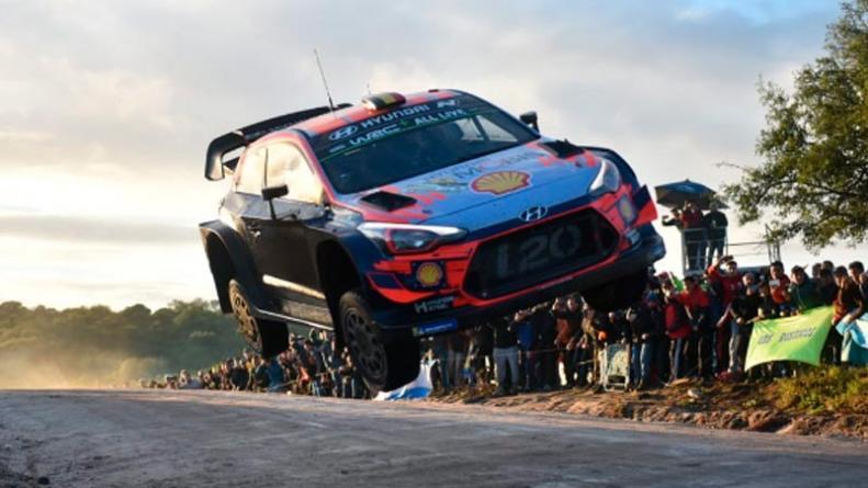 Resultado de imagen para neuville rally argentina 2019