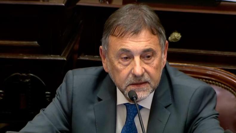 """Carlos Caserio: """"La clase política no es la que hace esfuerzos, sino que  dicta normas"""" - ElDoce.tv"""