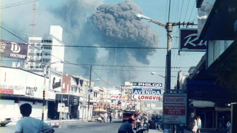 explosiones rio tercero atentado 25 aniversario fabrica militar