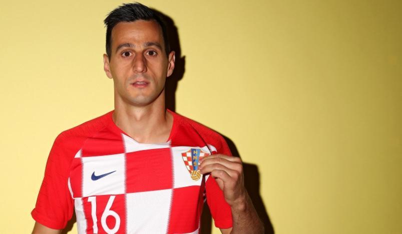 Nikola Kalinic, el mundialista croata que verá la final por televisión