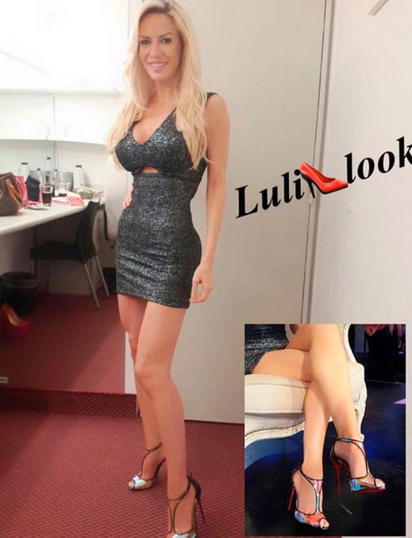 Luciana salazar fotos de sexo