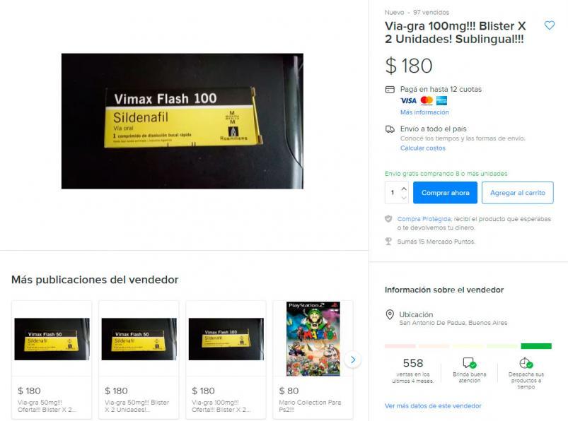 MERCADO-LIBRE-VIAGRA Viagra Sin Medica Bogota on