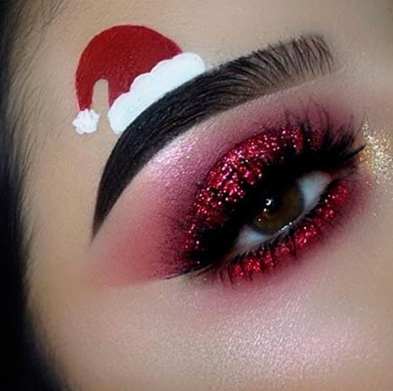 Cejas navide as la nueva moda para celebrar las fiestas - Hacerse las cejas en casa ...