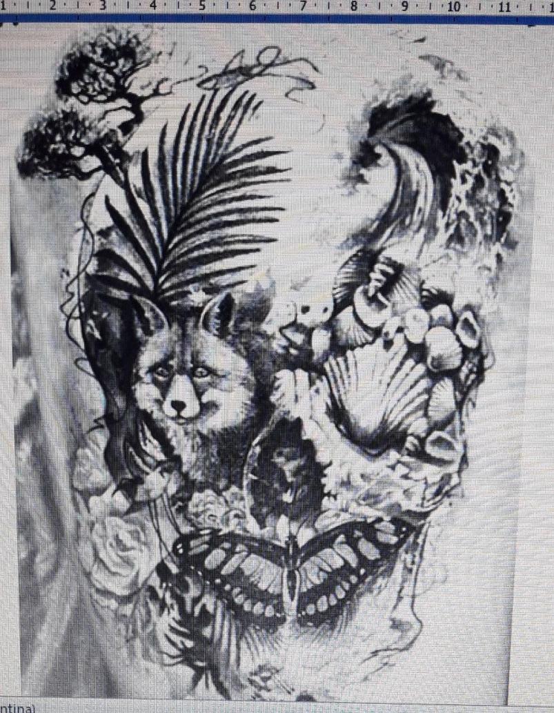 El Nuevo Tatuaje De Ulises En Una De Sus Piernas Cuarteteandocom