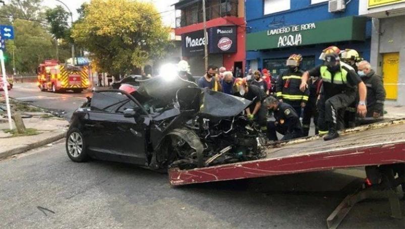 Alcohol al volante: Dos hermanas murieron en Lanús