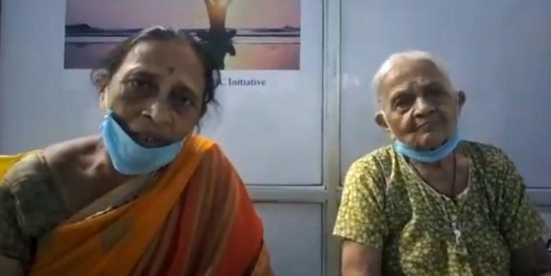 Tiene 106 años y logró superar el coronavirus