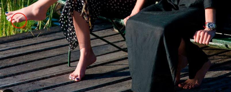 Susana Giménez se quedó sin dedo: publicó una foto con exceso de Photoshop - ElDoce.tv